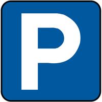 Parte del parcheggio interrato P7 chiuso per lavori