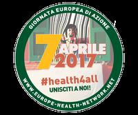 PROGRAMMA - La salute non si vende / Our_Health_is_not_for_sale - 7 aprile 2017 a Ferrara